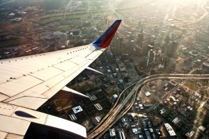 DFW FROM PLANE